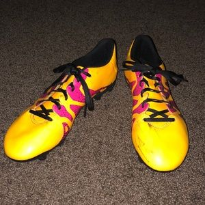 Adidas 15.4 soccer cleats